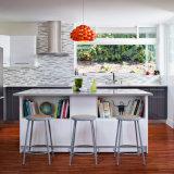 Module de cuisine à haute brillance de laque de type de cuisine de Module de meubles en bois modernes de maison