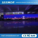 Visualizzazione di LED dell'interno di colore completo di P3.91mm HD per affitto con il prezzo favorevole
