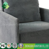 単一のソファー居間(ZSC-53)のための一定ファブリックソファーの椅子