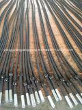 Asamblea de eje flexible para el vibrador concreto 38m m de la gasolina