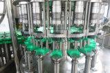 Macchina di rifornimento della bevanda della bevanda del succo di frutta della bottiglia di vetro con il coperchio a vite del metallo di Al