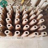 Cono de cerámica del tubo del alúmina al por mayor