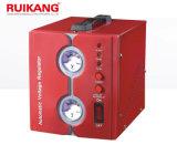 Regulador automático cuadrado reciclable del estabilizador del voltaje la monofásico 380V del precio bajo