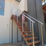 Категория Inox 304&316 балкон стержень Balustrade / кабель / провод Balustrade на поручне