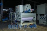 Los pequeños de la correa de acero inoxidable Filtro Prensa fabricante para el tratamiento de aguas residuales