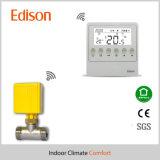 Wireless Zigbee зал и привод и клапан термостата