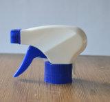 Dessus en plastique de bouteille de pulvérisateur de déclenchement de nettoyage de boîtier