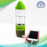 De mini Multinationale Openlucht Waterdichte Spreker van Bluetooth van de Bank van de Macht van de Fles van het Water