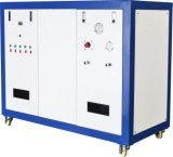 compresor de aire sin aceite de alta presión de 12bar 440L/Min Oilless con el tanque del aire