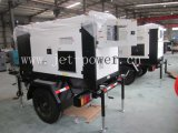 Gerador Diesel Soundproof do motor 150kVA 100kVA 80kVA de Perkins