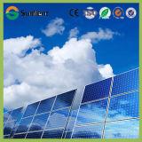 панель солнечных батарей 75W Mono кристаллическая PV для солнечной системы уличного освещения