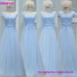 最新の新婦付添人の服の女性のための安い結婚披露宴の服