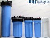 """10"""" de plástico de alta calidad Carcasa del filtro de cartucho rellenable de agua"""