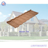 Новые Строительные материалы камень из стали с покрытием Nosen миниатюры на крыше
