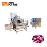 Machine d'oignon de Yufchina principale et d'arrière de découpage de machine/oignon de fond de coupeur