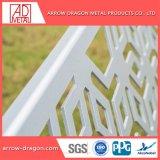 Corte a Laser espelho retrovisor preto/ Traço Fino para painéis de tela de aço inoxidável/Parede Cortina Mashrabiya/ Chapeamento/fachada de arquitetura