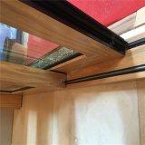 Venda a quente de alta qualidade porta corrediça de alumínio com funções múltiplas