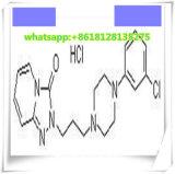Hidrocloro farmacêutico de Trazodone das matérias- primas de droga de antidepressivo/HCl CAS 25332-39-2