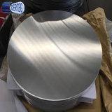 3003 H14 cercle en aluminium pour panneau routier