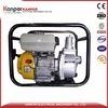 Motores a Gasolina de 4 polegadas, bomba de água de irrigação agrícola, Bomba do Motor a Gasolina