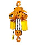 Élévateur à chaînes électrique de 10 T de remettre le matériau