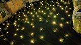 Estrella LED cortina con distintos colores para bodas/Parte Mostrar/Concierto