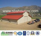 Het geprefabriceerde Huis van de Opslag van de Structuur van het Staal Modulaire