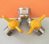 Y-Tipo válvula de gas
