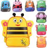 Adorável Animal de infância leve mochila Bolsa Escola de desenhos animados