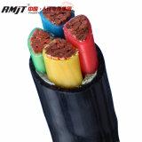 Câble 35mm2 électrique de cuivre sous-marin