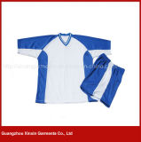 Vêtements de sport/Athlétique bleu clair pour la formation d'usure Jogging costume (T26)