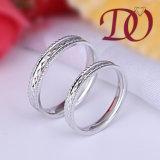 Anello d'argento superiore di CNC dell'anello d'argento all'ingrosso dei monili