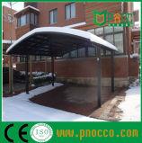 L'automobile esterna del metallo durevole ripara i Carports con il tetto del policarbonato
