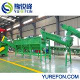 기계, 기계 공장을 재생하는 PP PE 플레스틱 필름을 재생하는 플레스틱 필름