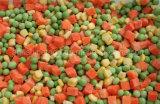 Les légumes mélangés surgelés