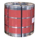 Vorher abgeschlossener galvanisierter Stahl im Ring, Dx51d+Z strich vor Blatt an