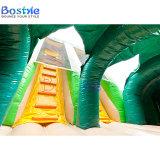 Kommerzielles preiswertes aufblasbares Hindernis-Spiel, Kind-aufblasbares Hindernis-Schloss