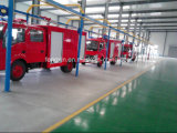 Obturador de impermeabilização do rolo da liga de alumínio da segurança do caminhão da luta contra o incêndio