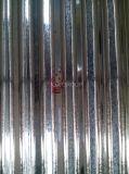 경량 금속 건축재료 또는 아연에 의하여 주름을 잡는 직류 전기를 통한 기와