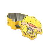 جذّابة تصميم معدن حزمة كعك قصدير صندوق