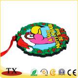 Подгонянная PVC выдвиженческая бирка багажа подарка