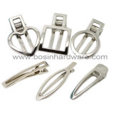 3.2cm Black Stainless Steel Snap Clip for To hate Extension