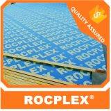 Rocplexの合板のブランドは、完全なマツコアフィルム合板に直面した