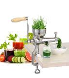 熱い販売の手動小型スロットマシン手の野菜のJuicer