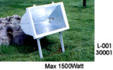 Type de Meadow Lamp-Wall en aluminium moulé