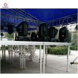 Palco de concertos Design de Armação do Telhado Fabricante de serrilha de Peso Leve