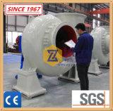 Pompe de circulation de boue de désulfuration de série de la Chine Ztd, pompe de Fgd, pompe de désulfuration, pompe de Fgd pour la désulfuration des gaz de fumée, pompe industrielle chimique
