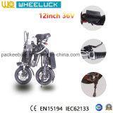 250W 12インチの熱い販売の折る電気バイク