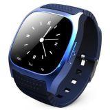 M26 Bluetooth Reloj inteligente con Dial / llamada respuesta / SMS Remin