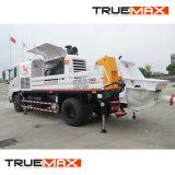 Bomba de linha de Concreto Truck-Mounted